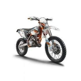 Sepeda Motor KTM 125 EXC Six Days Standard