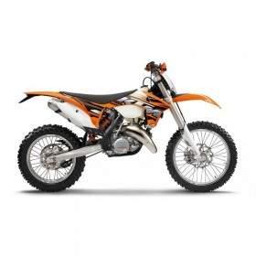 Sepeda Motor KTM 125 EXC Standard