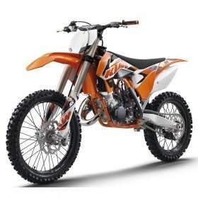 Sepeda Motor KTM 150 SX Standard