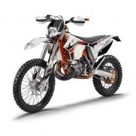 Sepeda Motor KTM 250 EXC Six Days Standard