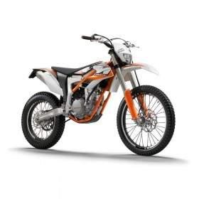 Sepeda Motor KTM Freeride 350 Standard