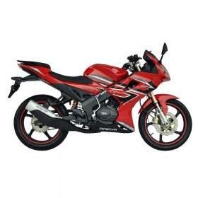 Sepeda Motor Minerva R 150 VX Standard
