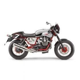 Sepeda Motor Moto Guzzi V7 Racer Standard