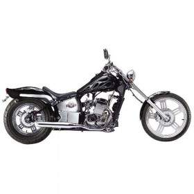 Sepeda Motor Regal Raptor Raptor DD250E-10 Standard