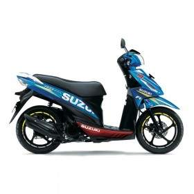 Motor Suzuki Address Moto GP Series Standard