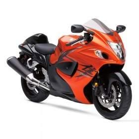 Sepeda Motor Suzuki Hayabusa Standard