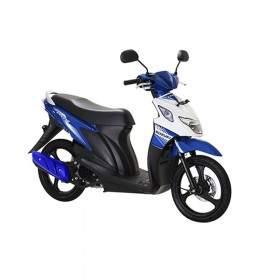 Sepeda Motor Suzuki Nex Fi Standard