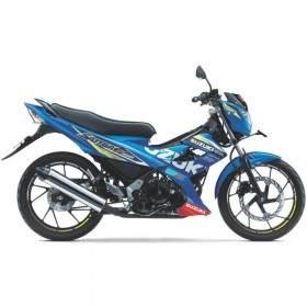 Sepeda Motor Suzuki Satria Moto GP Series Standard