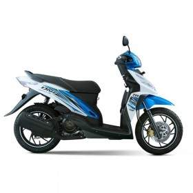 Sepeda Motor TVS Dazz DFI