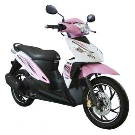Sepeda Motor TVS Dazz Digitech-R