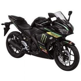 Motor Yamaha R25 Monster Tech Moto GP