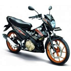 Sepeda Motor Suzuki Satria Facelift