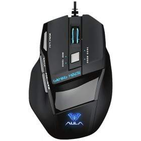 Mouse Komputer AULA Killing The Soul SI-928