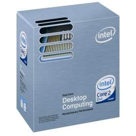 Processor Komputer Intel Core 2 Duo E8400