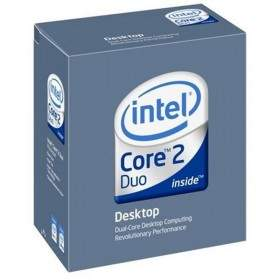 Processor Komputer Intel Core 2 Duo E6400