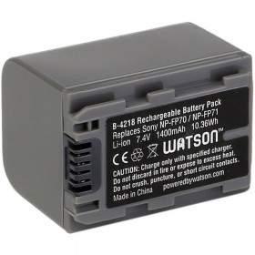 Baterai Kamera Sony NP-FP71