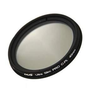 Filter Lensa Kamera Nisi PRO CPL 40mm