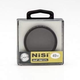 Filter Lensa Kamera Nisi PRO CPL 49mm