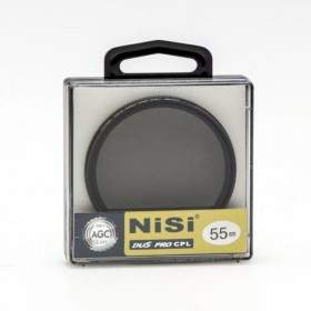 Filter Lensa Kamera Nisi PRO CPL 55mm