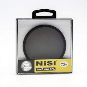 Filter Lensa Kamera Nisi PRO CPL 72mm