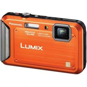 Kamera Digital Pocket Panasonic Lumix DMC-TS20