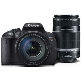 DSLR Canon EOS Rebel T5i Kit 18-135mm + 55-250mm