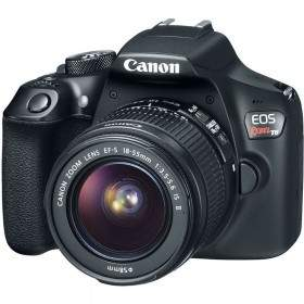 DSLR Canon EOS Rebel T6 Kit 18-55mm