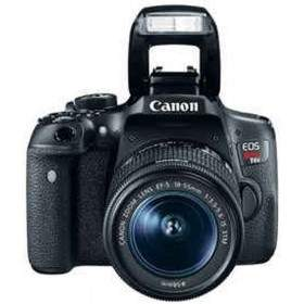 DSLR Canon EOS Rebel T6i Kit 18-55mm