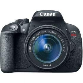 DSLR Canon EOS Rebel T5i Kit 18-55mm