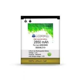 HIPPO Battery for Lenovo A656 2850mAh