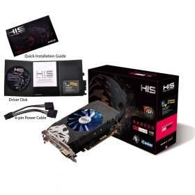 HIS RX 460 iCooler OC GDDR5