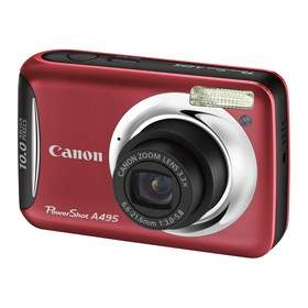 Kamera Digital Pocket Canon PowerShot A495