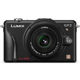 Mirrorless Panasonic Lumix DMC-GF2C Kit