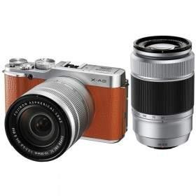 Fujifilm X-A3 Kit 16-50mm + 27mm