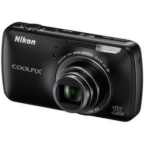 Kamera Digital Pocket Nikon COOLPIX S800c