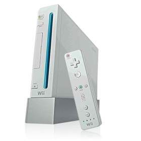 Game Console Nintendo Wii