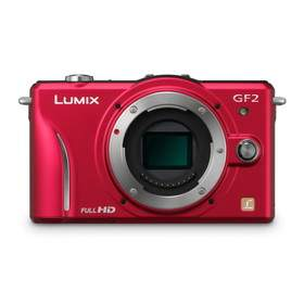 Panasonic Lumix DMC-GF2 Body