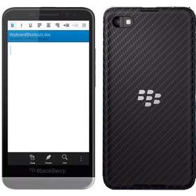 HP BlackBerry Z30