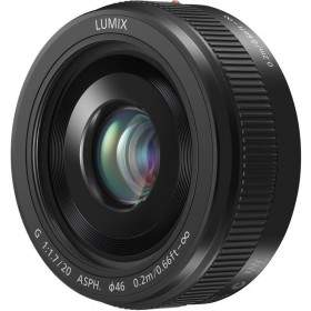 Panasonic Lumix G 20mm f/1.7 II ASPH