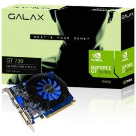 GALAX GeForce GT 730 2GB DDR3