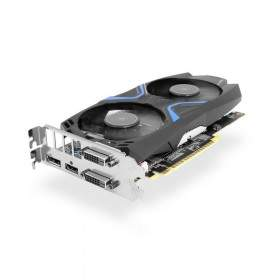 GPU / VGA Card GALAX Geforce GTX 1050 Ti EXOC 4GB DDR5