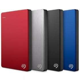 Harddisk HDD Eksternal Seagate Backup Plus Slim 5TB