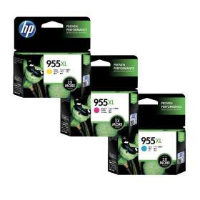 Tinta Printer Inkjet HP 955XL Color