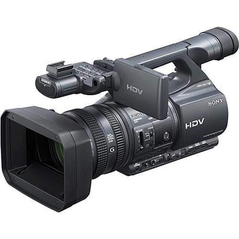 Harga Sony Handycam HDR-FX1000E & Spec | Pricebook