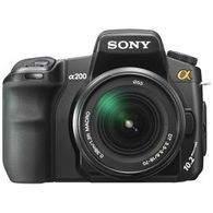 Sony A-mount DSLR-A200K