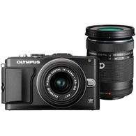 Olympus PEN E-PL5 Kit 14-42mm + 40-150mm