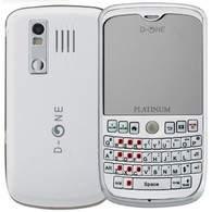 D-ONE DG558 platinum