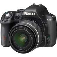 Pentax K-50 Kit 18-55mm