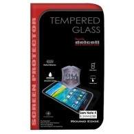 Delcell Tempered Glass Round Edge For Samsung Galaxy Note 4
