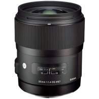 Sigma 35mm f / 1.4 DG HSM